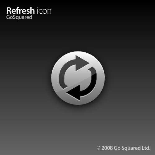 Refresh Icon by GoSquared